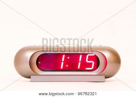 Digital Watch 1:15
