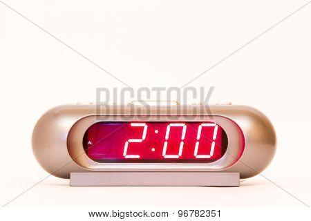 Digital Watch 2:00