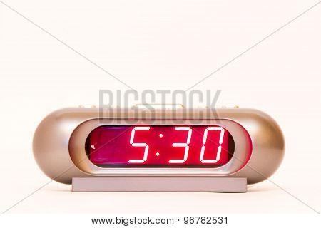 Digital Watch 5:30
