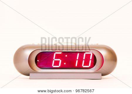 Digital Watch 6:10