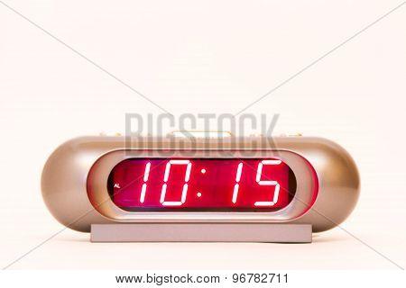 Digital Watch 10:15
