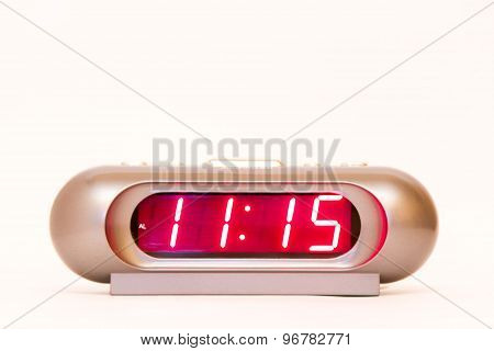 Digital Watch 11:15
