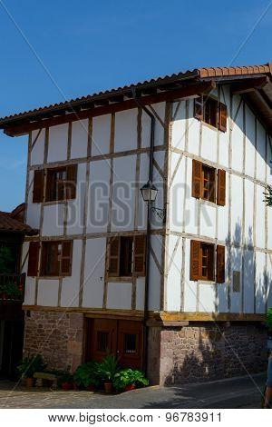 House In Elizondo
