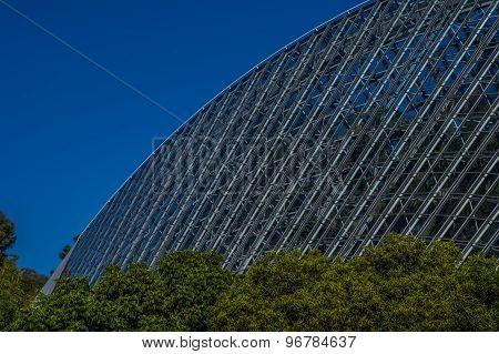 Adelaide Conservatory Blue Sky