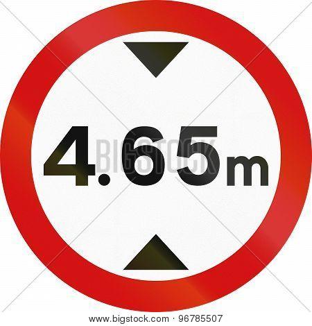 Height Limit In Ireland