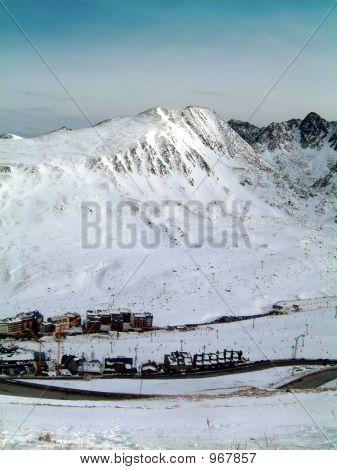 Port D'envalira Andorra