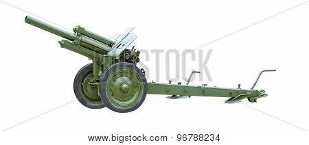 Artillery Gun.