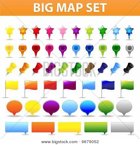 Big Map Set