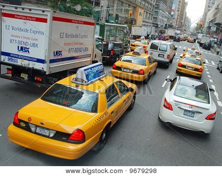 The New York City Taxi