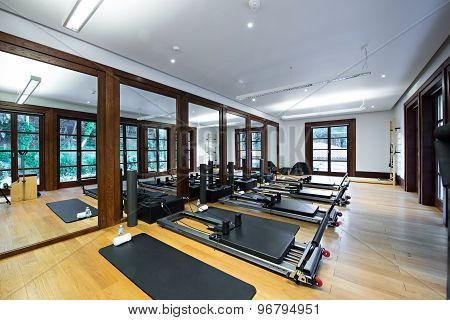 Health And Recreation Room