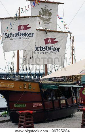 Stoertebeker brewing specialties