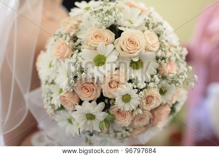 Bunch Of Wedding Flowers
