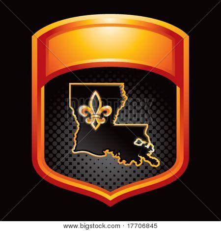 louisiana state icon