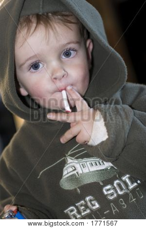 Cigarette Boy
