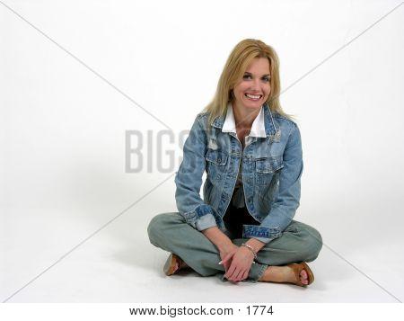 Blue Jeans-positiv