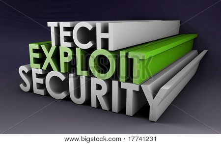Security Exploit on a Tech Level Danger