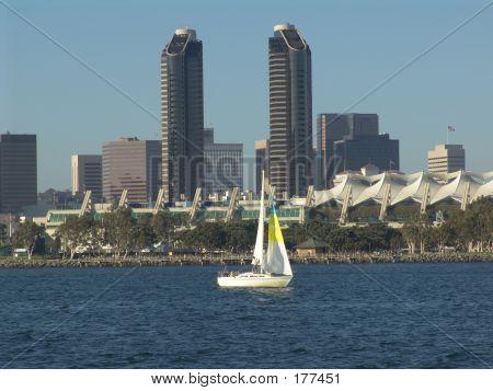 Skyline de San Diego