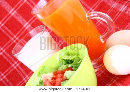 Spring Meal