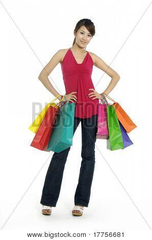 Shopping pretty woman Shopping pretty woman