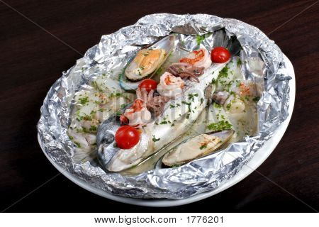 Fish With Seafoods