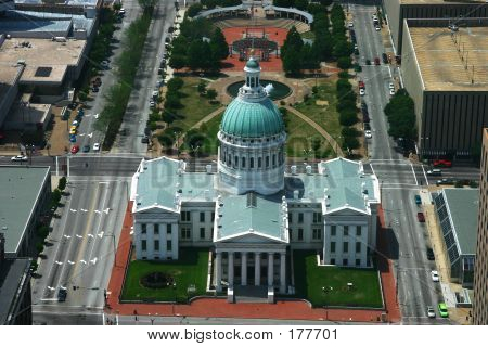 Old St Louis Courthouse