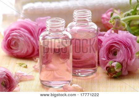 Aromatherapy .essence oil.Spa treatment