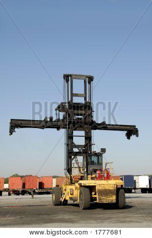 Intermodal Stacker