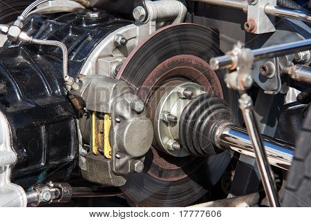 Engine And Brakes