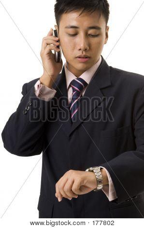 Asian Businessman 7