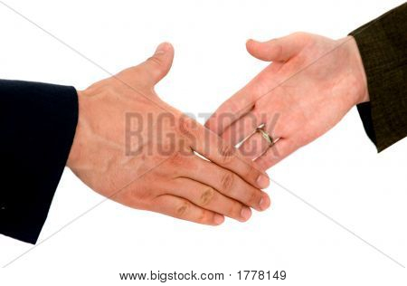Business Deal - Handshake