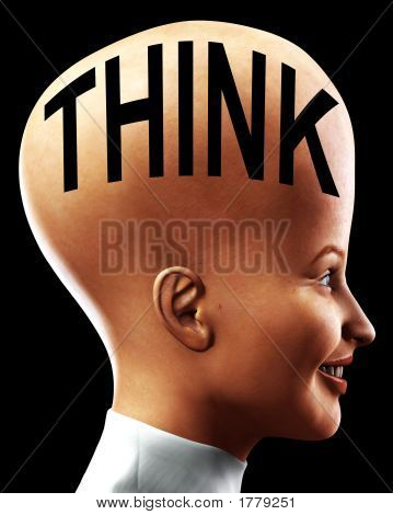 Big Head Thinking 5