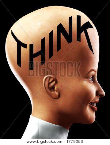 Big Head Thinking