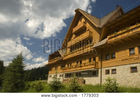 Luxury Mountain Hotel