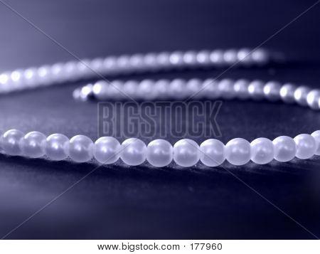 Blue Pearls