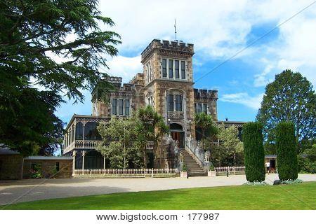Larnock Castle