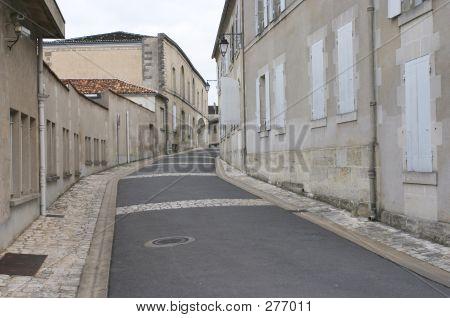 Streets Of Cognac. 1.