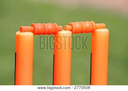 Plastic Cricket Wickets