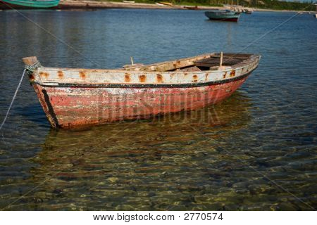 Red Dhow