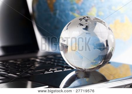 World and computer