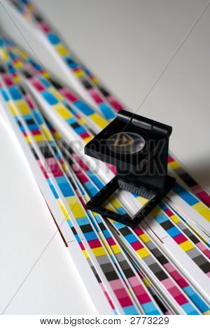 Prepress Color Menagement - Cmyk Color Print