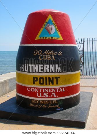 Landmark (Us Southernmost Point)