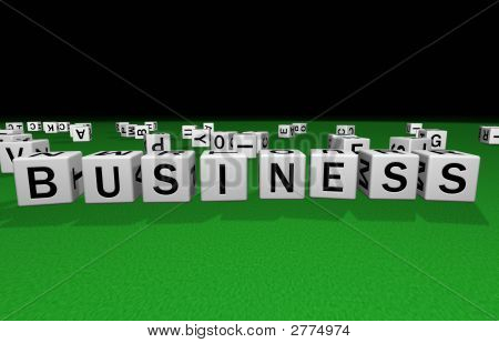 Dice Business