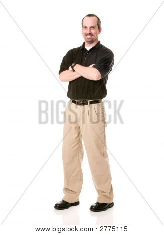 Business Casual Male