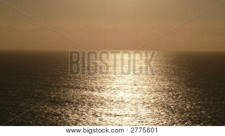 Calm Ocean Sunrise