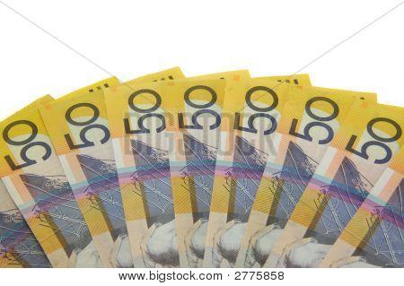 Aussie Dollars.