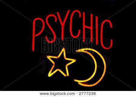 Psychic Moon Star