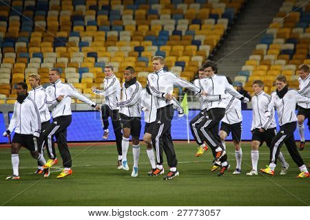 German National Football Team Players