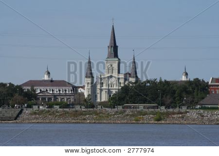 St Louis Cathedral New Orleans