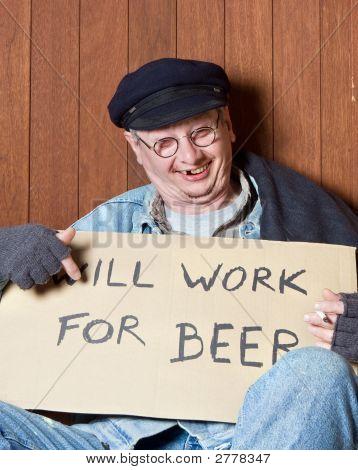 Drunken Beggar