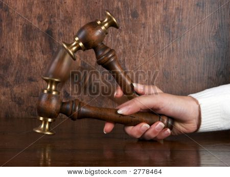 Judges Gavel